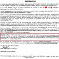 Condomínio recebe notificação do PROCON por reclamação sobre regras do estacionamento.