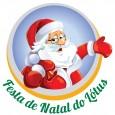 Festa de Natal do Lótus para as crianças com a chegada do Papai Noel! Dia 11 de dezembro, domingo, das 16h às 20h, na Brinquedoteca. Para participar da festa, os...