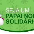 Anúncio da campanha de doação de brinquedos novos e usados nesse natal